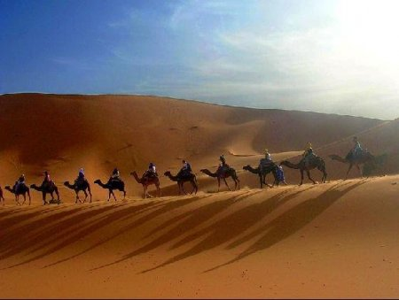 Информация для туриста о Тунисе