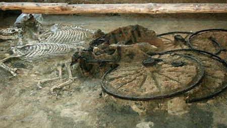 Уникальная археологическая находка найдена в Болгарии