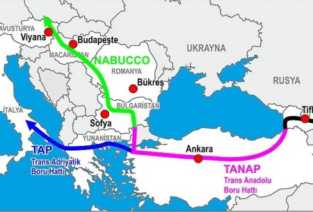 Болгария планирует сократить импорт газа из России