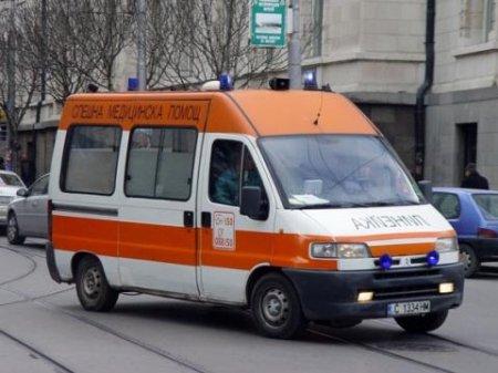 В двухмиллионной Софии всего 18 машин скорой помощи
