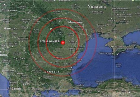 Землетрясение в Румынии ощутили и на территории Болгарии