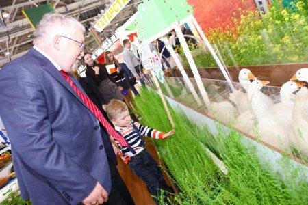 Болгария приняла участие в аграрной выставке, проходящей в Москве