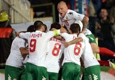 Футболисты Болгарии остались вне финала Чемпионата мира