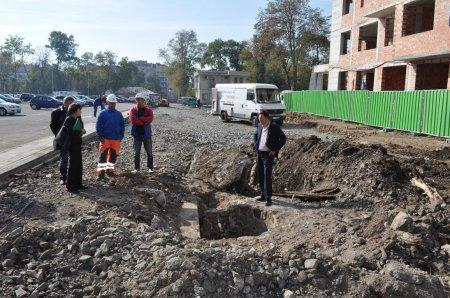 В Бургасе открыт старинный колодец