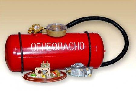 Болгарам придётся перерегистрировать работающие на газу автомобили