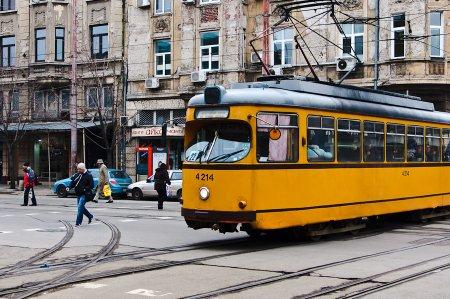 В столице Болгарии в первые дни января введут в эксплуатацию трамваи с кондиционерами