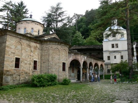 Гомосексуальный скандал в Болгарской православной церкви