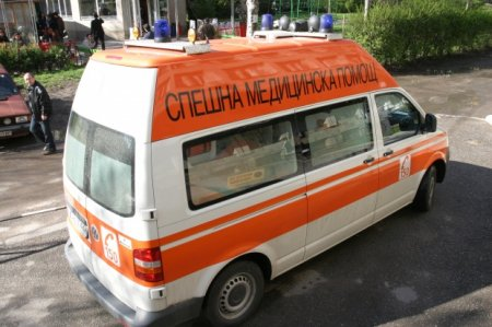 В столице Болгарии работает лишь двенадцать бригад скорой медицинской помощи