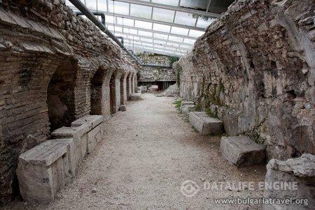 Римские бани в Варне