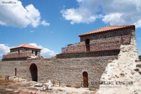 Восстановление древней крепости в Белчине