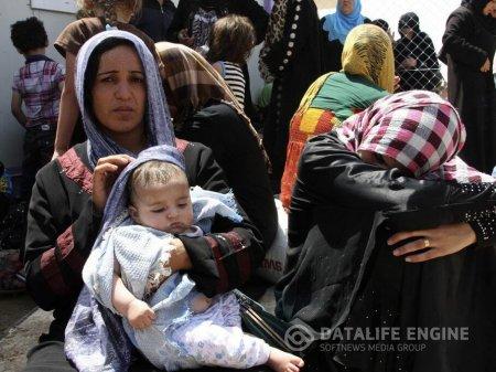 Количество беженцев на болгарских границах многократно увеличилось