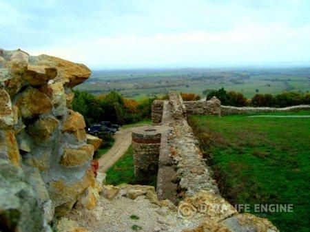 Крепость Мезек