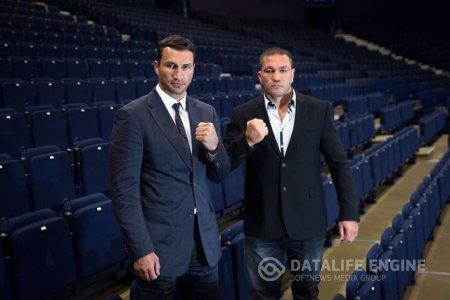 Поединок Кубрата Пулева и Кличко состоится 15 ноября